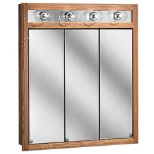 "Bostonian Series 30"" x 35.5"" Surface Mount Medicine Cabinet"