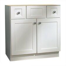 """Cape Cod Series 30"""" Bathroom Vanity Base"""