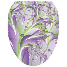 Fields Toilet Seat Decal