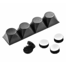 Ventilation Maximizing Risers and VELCRO® Brand Accessory Kit