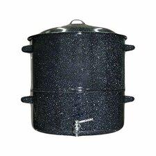 Graniteware 19-qt. Multi-Pot with Faucet
