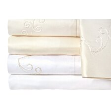 Supreme Sateen 1200 Thread Count Scroll Sheet Set