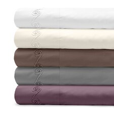 Supreme Sateen 800 Thread Count Cotton Pillowcase (Set of 2)