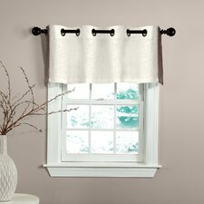 "Central Park 50"" Grommet Curtain Valance"