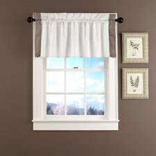 "Central Park 50"" Tailored Curtain Valance"