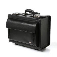 Classic Leather Laptop Catalog Case