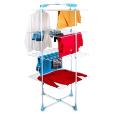 Tower Indoor Drying Rack in White