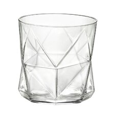 Cassiopea Double Old Fashioned Glass (Set of 4)