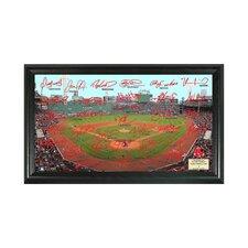 MLB Signature Field Framed Graphic Art