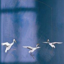 Crane Dance Mobile