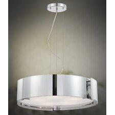 Dervish 5 Light Drum Pendant