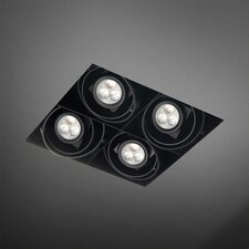 4 Light Multiple Recessed Kit