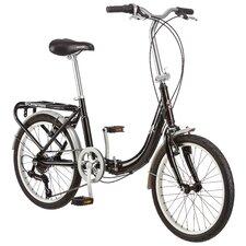 "20"" Loop Folding Bike With 7 Speeds"