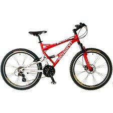 """Protocol 1.0 26"""" Full Suspension Bike"""
