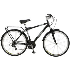 Cross Commuter Discover Bike in Black