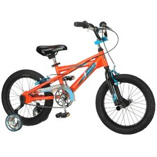 Boy's Scorch Mountain Bike with Training Wheels