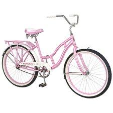 """Girl's Destiny 24"""" Cruiser Bike"""
