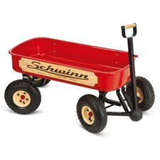 Quad Steer Wagon