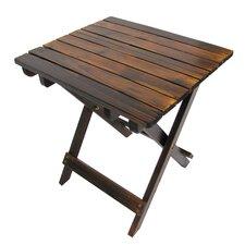 Char-Log Adirondack Table