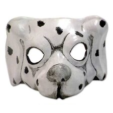 Dalmatian Charisma Mask Wall Décor