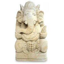 Magnificent Ganesha II Figurine