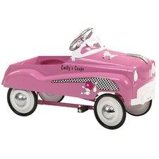 Lady Pedal Car