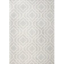 Riven Light Gray Area Rug