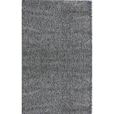 Shag Gray Area Rug