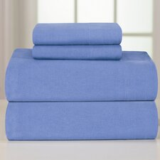 4 Piece Flannel Sheet Set