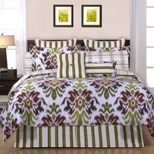 Luxury Ensemble 6 Piece Comforter Set