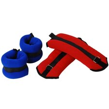 2 and 3 lb Ankle Weight Set