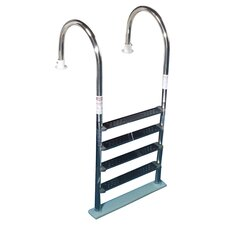Premium Stainless Steel In Pool Ladder for Above Ground Pool