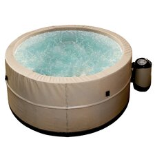 Grand Oasis 5 Person 88 Jet Foam Wall Portable Spa
