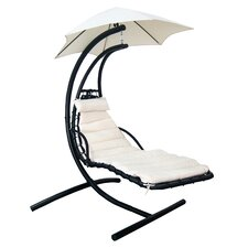 Island Retreat Chaise Lounge with Cushion