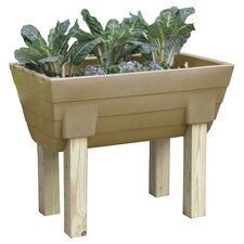 Garden Wizard Rectangular Raised Garden