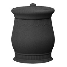 Savannah 30-Gal Urn Storage and Waste Bin