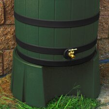 Rain Wizard 50 Gallon Rain Collector Stand