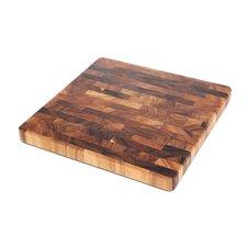 Square End Grain Chef's Board