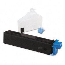 TK502C Toner Cartridge, 8,000 Page Yield, Cyan