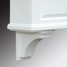 Nantucket Decorative Brackets (Two Pack)