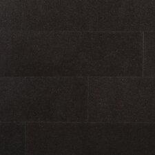 "Enviro-Cork 6"" Engineered Cork Hardwood Flooring in Charcoal"