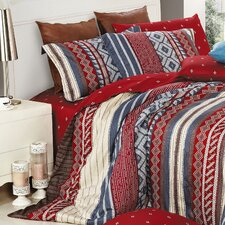 Algonquin 220 Thread Count Cotton Sheet Set