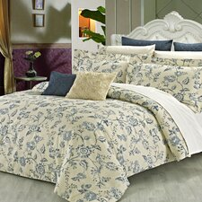 Wedgewood 3 Piece Duvet Cover Set