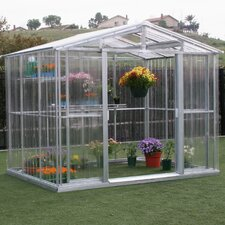 Promo Polycarbonate Greenhouse