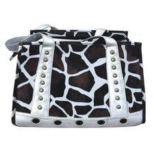 Giraffe Handbag Pet Carrier