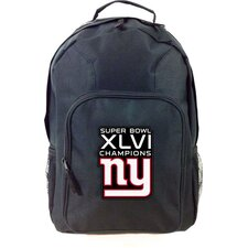 NFL New York Giants Superbowl XLVI Champs Backpack