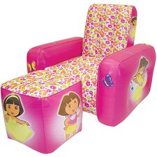 Nickelodeon Dora the Explorer Inflatable Chair
