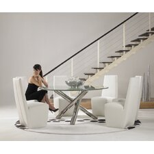 Ritz Gotham 5 Piece Dining Set