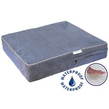 Orthopedic Pet Pillow with Waterproof Cover