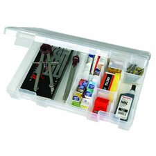 Solutions Medium Box With Four Compartment in Translucent